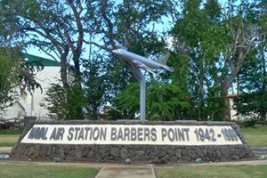 Barbers Point Naval Air Station